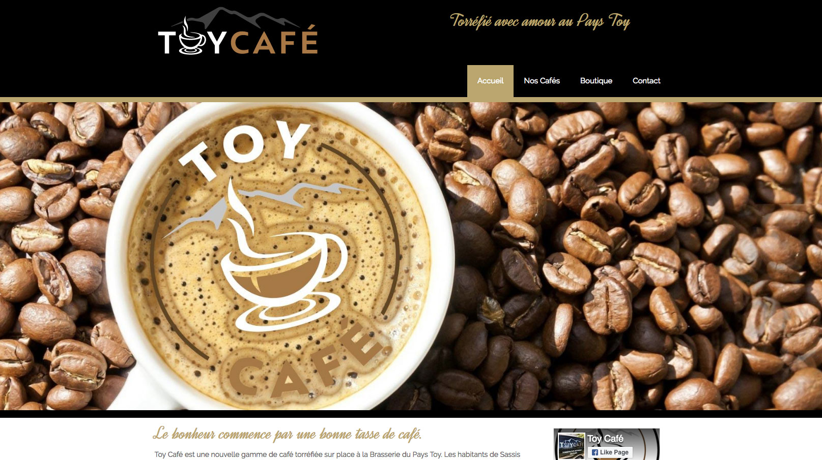 Toy Café - Sassis, Pays Toy