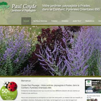 Paul Coyde Jardinage